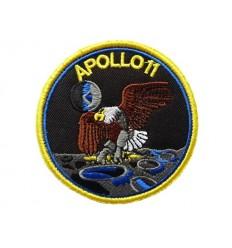 MALAMUT - Naszywka APOLLO 11 - rzep