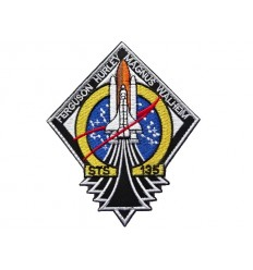 Mtac - Naszywka ATLANTIS STS-135 - rzep