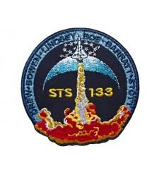 MALAMUT - Naszywka DISCOVERY STS-133 NASA - rzep