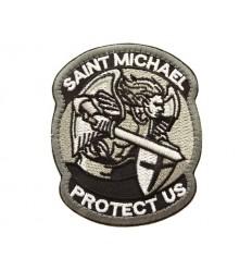 Mtac - Naszywka SAINT MICHAEL PROTECT US - SWAT