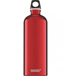 SIGG - Butelka SIGG Traveller Red - 1.0L - 8326.40