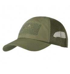 Helikon - Czapka Tactical Vent Cap - Zielony OD - CZ-BBV-PR-02
