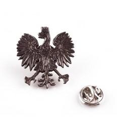 Wpinka / Odznaka - ORZEŁ - Stary Nikiel - PINS1744