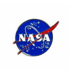 Oficjalny znaczek / wpinka / odznaka NASA - Metal emaliowany - pin