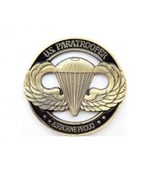Medal okolicznościowy US APRATROOPRR / AIRBORNE PROUD - metal