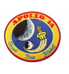 Mtac - Naszywka APOLLO 14 NASA - Rzep