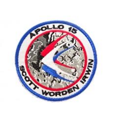 MALAMUT - Naszywka APOLLO 15 / NASA - Rzep