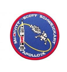 Mtac - Naszywka APOLLO IX / NASA - Rzep