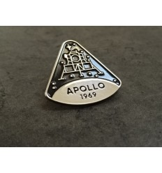 Wpinka metalowa / Pin - APOLLO 1969 - NASA