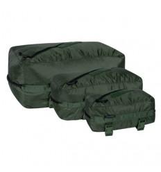 Helikon -  Organizer / Zestaw worków do plecaka / torby - Pakcell Set - 3 szt. - Olive Green - MO-O07-PO-02