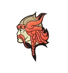 Mtac - Naszywka Viking Head - Kolor1