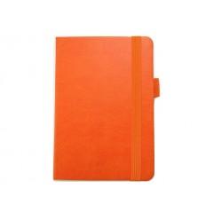 GRAND - Notatnik z gumką - A6 80 kartek / kratka