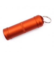 EDC GEAR - Kapsuła wodoszczelna na zapałki / akcesoria EDC MEDIUM CAPSULE - Orange