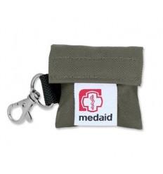 Medaid - Apteczka - Brelok Ratowniczy - Zielony