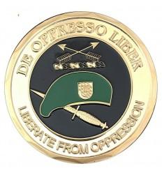 Medal okolicznościowy DE OPPRESSO LIBER - SPECIAL FORCES - metal