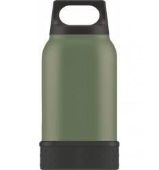 SIGG - Termos na żywność Green 0.5L+ Miska i łyżka - 8694.60