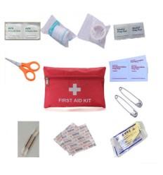 Apteczka niskoprofilowa z wyposażeniem - FIRST AID KIT