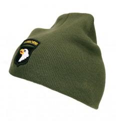 FOSTEX - Czapka Beanie 101st Airborne - WWII Series - Zielony