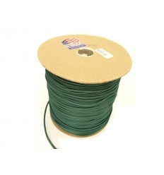 Paracord - MIL-SPEC 550-7 - 4mm -  Military Forest Camo - MADE IN USA - 1 metr