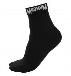 Magnum - Skarpety Base antybakteryjne do butów trekingowych - 1 para - Czarne