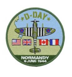 101 inc. - Naszywka pamiątkowa D-Day Spitfire