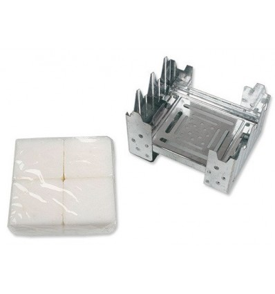 Fosco - Kuchenka Na Paliwo Stałe - Pocket Folding Stove