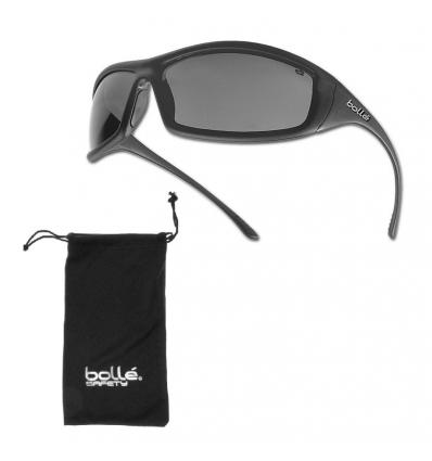 Okulary ochronne BOLLE Solis II Smoke SOLIPSF