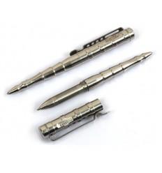LAIX - Stalowy długopis taktyczny STEEL DEFENSE PEN - B009