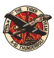 101 Inc. - Naszywka A-10 THUNDERBOLT - THE TIGER TEAM