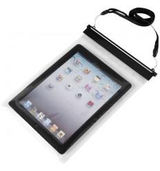 Wodoodporne etui na tablet - 31x22cm - Przezroczyste