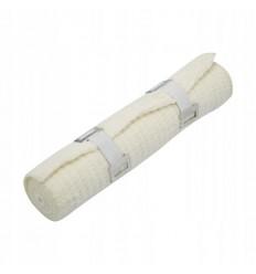 Biomar - Bandaż elastyczny / Opaska uciskowa z zapinką - 15cm x 5m