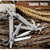 Swiss Tech - Multitool 17-in-1 MULTI-PLIERS - ST021006A