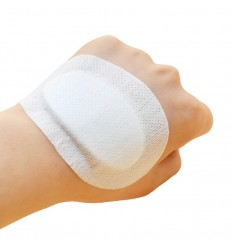 Derma Medical - Opatrunek samoprzylepny - Sterylny - 9,5 x 6,5 cm