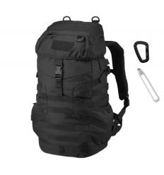 CAMO - Plecak CRUX - 30 Litrów - Czarny