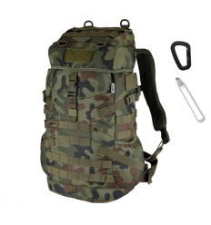 CAMO - Plecak CRUX - 30 Litrów - Pantera Leśna wz.93