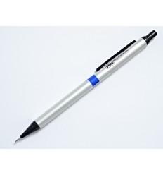 H&H - Ołówek automatyczny - aluminiowa obudowa - 0.5mm - Srebrny