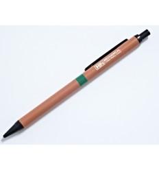 H&H - Ołówek automatyczny - aluminiowa obudowa - 0.5mm - Brązowy
