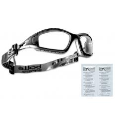 Bolle Safety - Okulary Ochronne - TRACKER II - Clear - TRACPSI