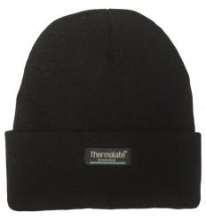 Fostex - Czapka zimowa / ciepła THERMOLATE CAP - Czarny