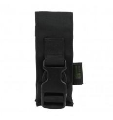 TF-2215 - Pokrowiec ładownica na multitool / nóż / magazynek - Multitool pouch - Czarny