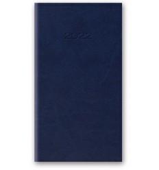 CALENDAR - Kalendarz kieszonkowy / tygodniowy - 2022 rok - A6 - Granatowy
