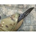 Schrade - Drop Poin Folding Knife - SCH206 - Nóż składany