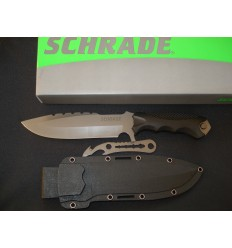 SCHRADE - Extreme Survival Knife & Tool - SCHF27 - Nóż surwiwalowy w zestawie multitool