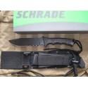Schrade - Nóż Extreme Survival - SCHF3 - Serrated