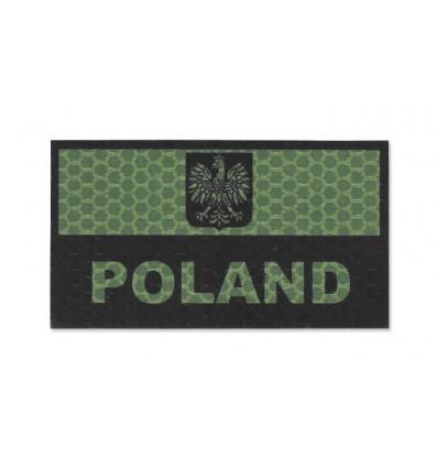 KAMPFHUND - Naszywka Polska - Duża - OD - Gen I