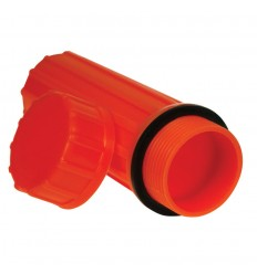 UST - Pojemnik wodoszczelny na zapałki - Waterproof Match Case - Orange