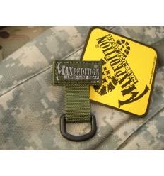 Maxpedition - Klamra Tactical T-Ring - 1713G - OD Green