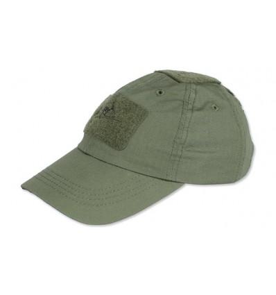Helikon - Czapka Tactical Cap - Zielony OD - CZ-BBC-PR-02