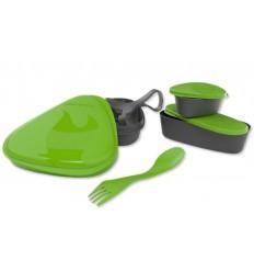 Light My Fire - Zestaw turystyczny LunchKit - 6 części - Zielony