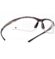 Bolle Safety - Okulary Ochronne - CONTOUR - Clear - CONTPSI